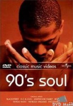 90's Soul on DVD