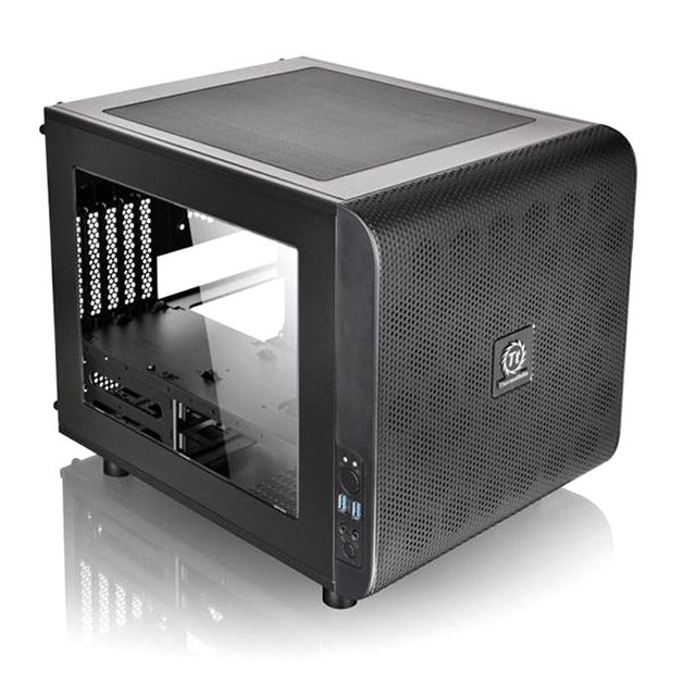 ThermalTake Core V21 Mini Case