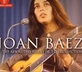 The Absolutely Essential Collection (3CD) by Joan Baez