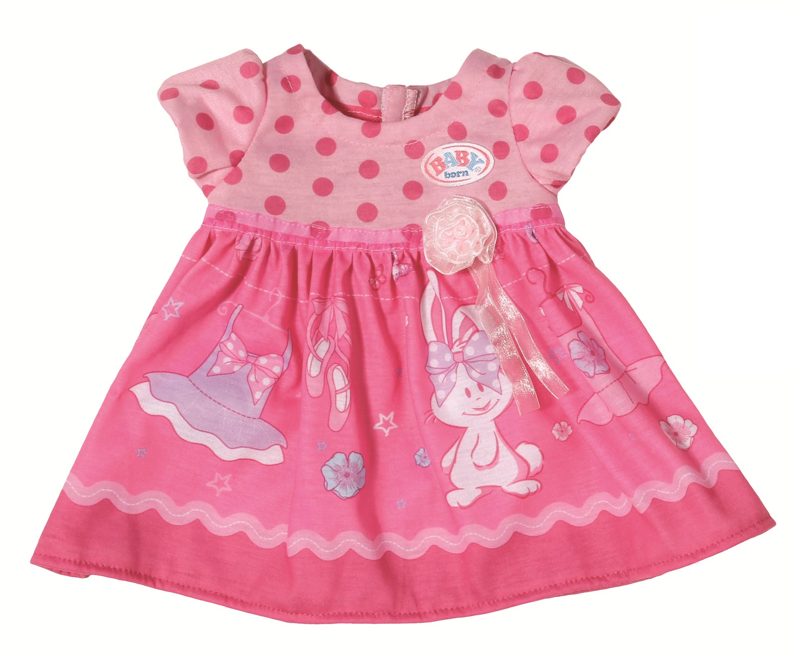 Baby Born: Ballerina Bunny Dress