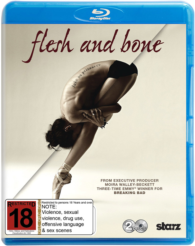 Flesh And Bone (Season 1) on Blu-ray