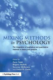 Mixing Methods in Psychology image
