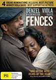 Fences DVD