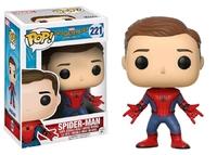 Spider-Man: Homecoming - Spider-Man (Unmasked) Pop! Vinyl Figure image