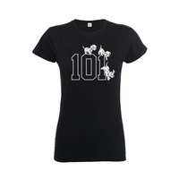 Disney: 101 Dalmations 101 Doggies T-Shirt (XX-Large)