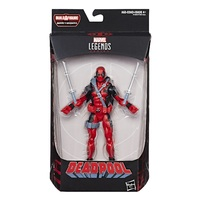 "Marvel Legends: Deadpool - 6"" Action Figure"