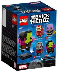 LEGO Brickheadz: Gamora (41607) image