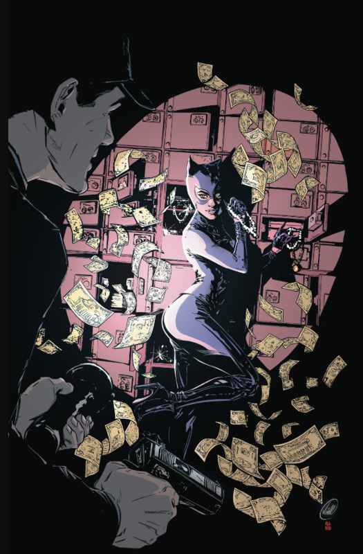 Catwoman - #15 (Cover A) by V. Ram