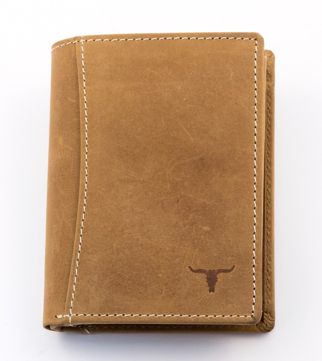 Urban Forest: Sundance Leather Wallet - Cognac
