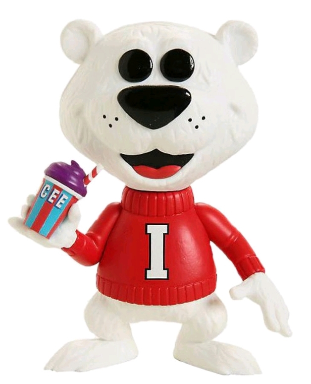 Ad Icons: Icee Polar Bear (Grape Scented) - Pop! Vinyl Figure