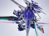00 XN Raiser + Seven Sword + GN Sword II Blaster Set - Action Figure
