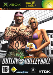 Outlaw Volleyball for Xbox