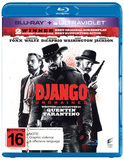 Django Unchained (Blu-ray/Ultraviolet) on Blu-ray