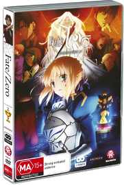 Fate/Zero - Collection 02 on DVD