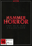 Hammer Horror - The Collection on Blu-ray