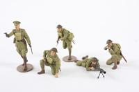 Tamiya WWI British Infantry Set 1/35 Model Kit