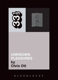 Joy Division's Unknown Pleasures by Chris Ott
