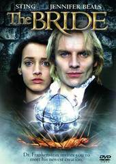 The Bride on DVD