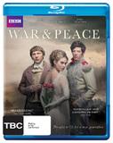 War And Peace - Season 1 on Blu-ray