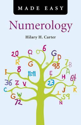 Numerology Made Easy by Hilary H. Carter image