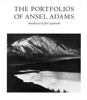 The Portfolios Of Ansel Adams by Ansel Adams image
