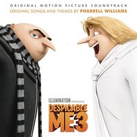 Despicable Me 3 Movie Soundtrack by Soundtrack / Various