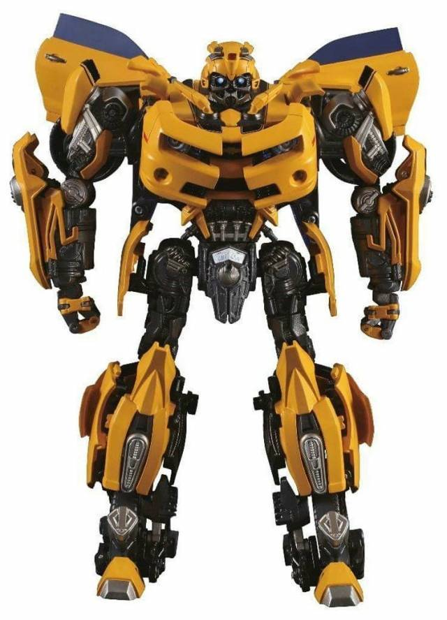 Transformers: The Last Knight - Masterpiece - Bumblebee image