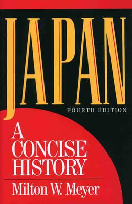 Japan by Milton W. Meyer