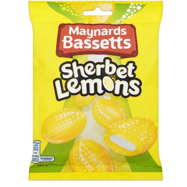 Bassett's Sherbet Lemons 200g