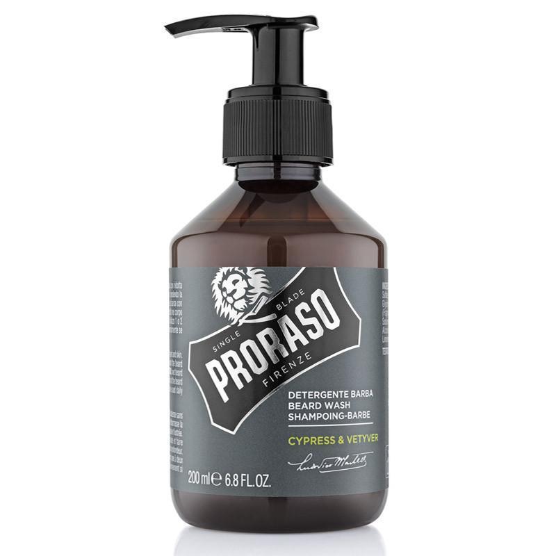 Proraso: Beard Shampoo Cypress Vetyver image