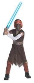 Star Wars: Plo Koon - Children's Costume (Small)