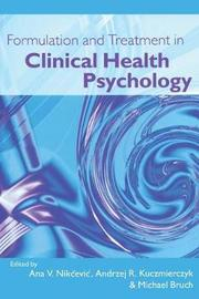 Formulation and Treatment in Clinical Health Psychology image