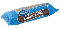 McColls: Choc Chip (305g x 18)