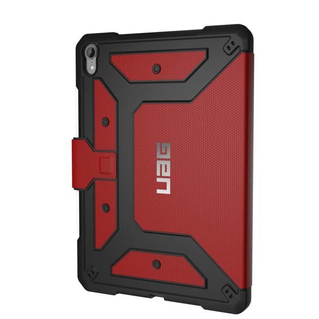 """UAG: Metropolis Case for iPad 11"""" - Magma"""