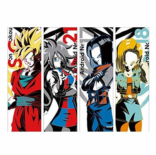 Dragon Ball FighterZ: The Android Battle - Art Towel (Assorted)