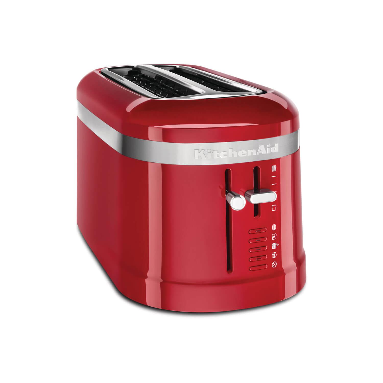KitchenAid: Design Dual Long Toaster - Empire Red image