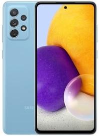 Samsung Galaxy A72 Dual SIM (256GB/8GB RAM) - Awesome Blue