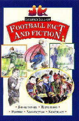 Football Fact and Fiction Big Book: Football Fact and Fiction by David Orme image