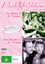 Belles Of St. Trinians / Blue Murder At St. Trinians - Pink Ribbon Collection (2 Disc Set) on DVD