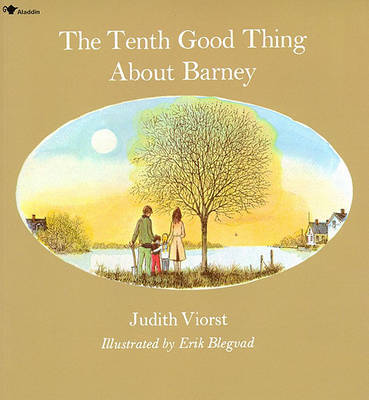The Tenth Good Thing about Barney by Judith Viorst image