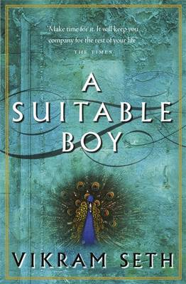 A Suitable Boy by Vikram Seth image