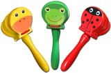 Fun Factory - Animal Castanet With Handle (Assorted)