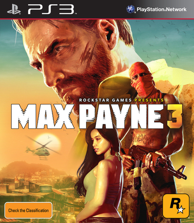 Max Payne 3 for PS3