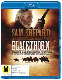 Blackthorn on Blu-ray