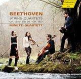 Beethoven: String Quartets by Minetti Quartett