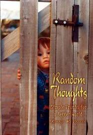 Random Thoughts by Ronald W. Vasicek image