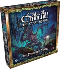 Call of Cthulhu LCG: The Thousand Young Deluxe Expansion