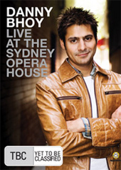 Danny Bhoy - Live At Sydney Opera House on DVD