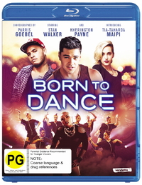 Born to Dance on Blu-ray