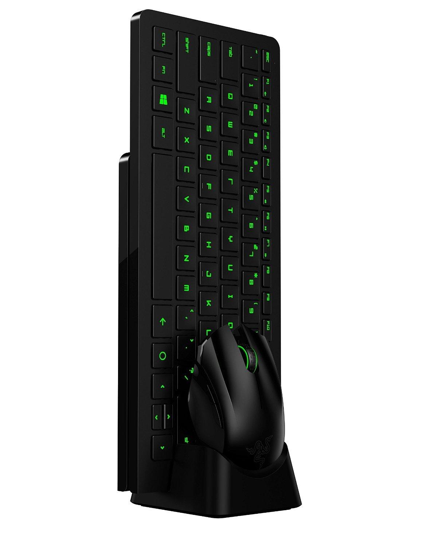 Razer Turret Living Room Wireless Gaming Lap Keyboard In Stock Fs Kraken Pro V2 Black For Image